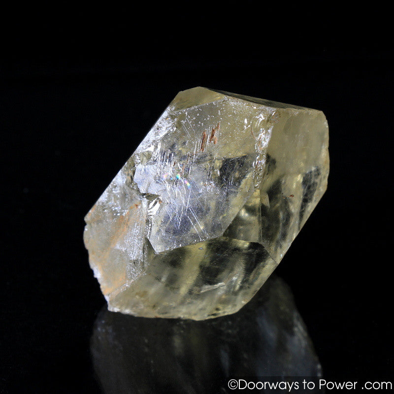 Citrine Quartz Master Record Keeper Crystal Congo