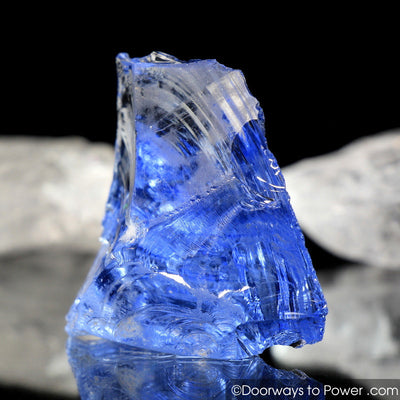 Michael's Blue Flame Andara Crystal