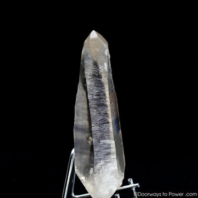 Golden Healer Lemurian Seed Quartz Master Record Keeper Crystal