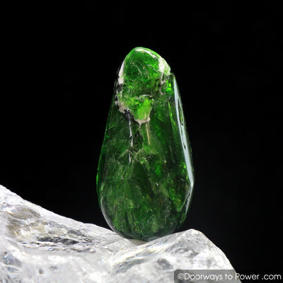 Chrome Diopside Crystal Incredible A++++
