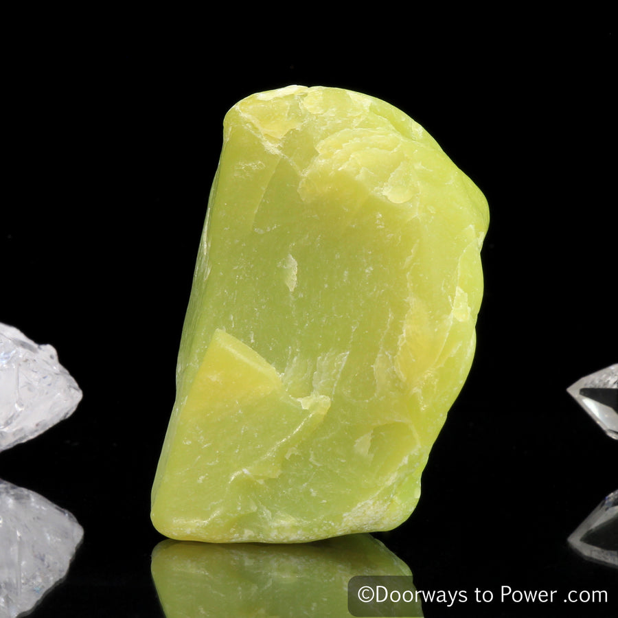 Healerite Crystal  'Perfect stone for healing practitioners'