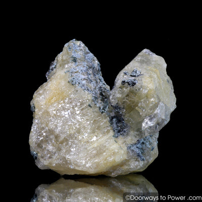 Russian Phenacite Synergy 12 Crystal 'Museum Quality' RARE