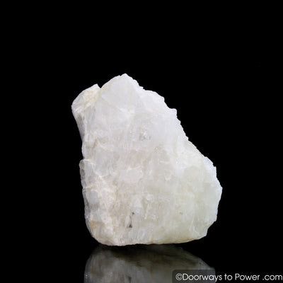 Natrolite Crystal Altar Stone Rare Synergy 12 & Ascension 7