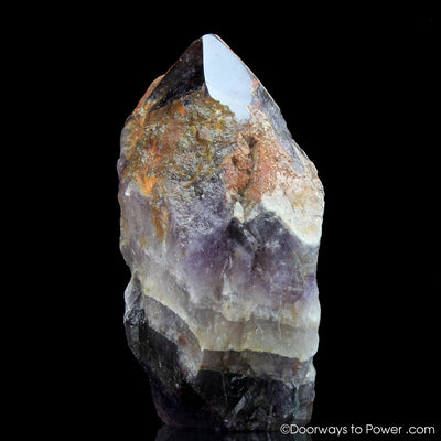 Auralite 23 Power Crystal Altar Stone Record Keeper & Azozeo Activated  (RARE)
