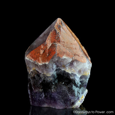 Auralite 23 Crystal Altar Stone Record Keeper Azozeo Activated (RARE)