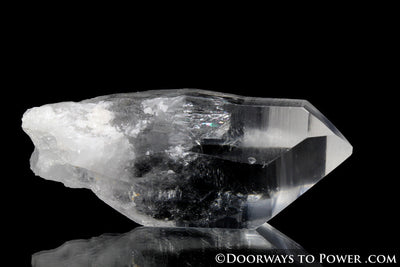Lemurian Light Record Keeper Crystal Azozeo Activated