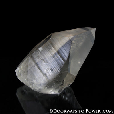 Lemurian Trigonic Quartz Record Keeper Crystal 'Power Healer Series'