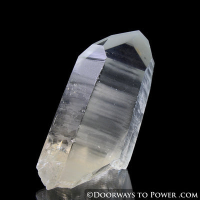 Lithium Lemurian Seed Temple Heart Dow Record Keeper Crystal (Very Rare)