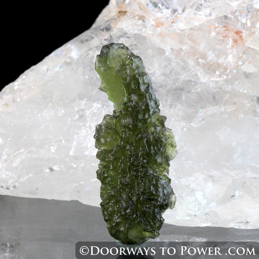 Moldavite Tektite Natural & Authentic A +++