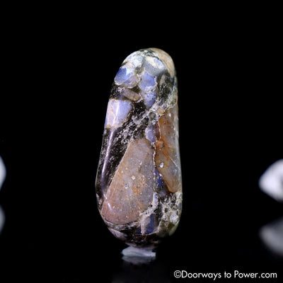 Que Sera Stone Tumbled Crystal