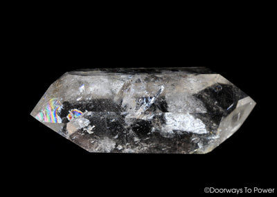 John of God Quartz Casa Crystal DT Master Dow Rainbows