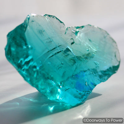 Cyan Angeles Monatomic Andara Crystal