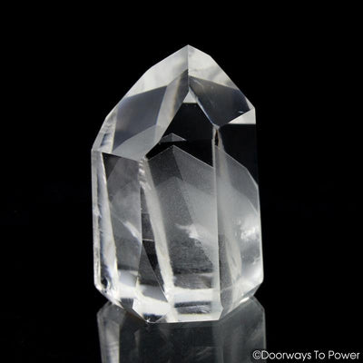 John of God Phantom Quartz Casa Crystal Point