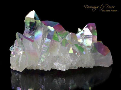Angel Aura Arkansas Quartz