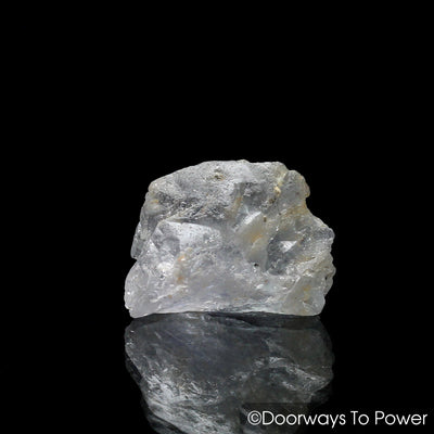 Herderite African Grey Starbrary Crystal & Synergy 12 Stone Rare A+++
