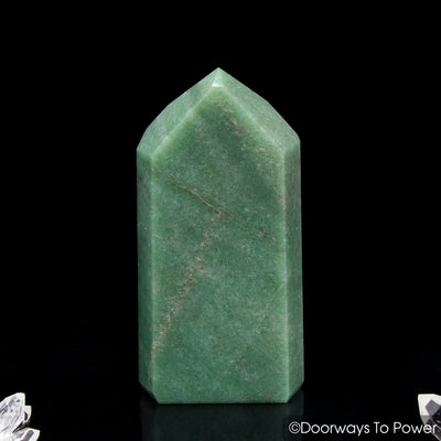 Green Aventurine Casa Crystal Point