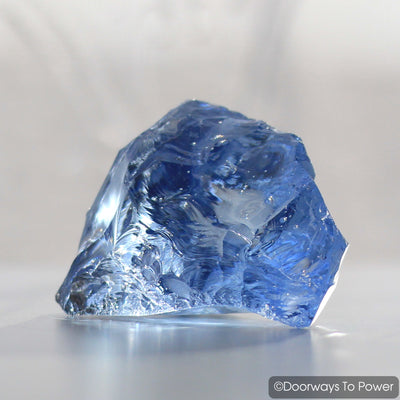 Lady Nellie Blue Monatomic Andara Crystal 'The Blue Ray'