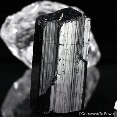 Black Tourmaline Protection Crystal