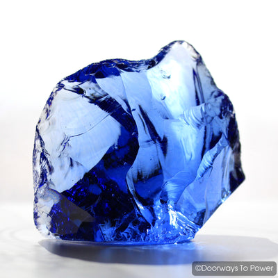 Majestic Elestial Starlight Sapphire Monatomic Crystal \ OverSoul \ Sixth Density Light