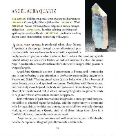 Angel Aura Metaphysical Properties