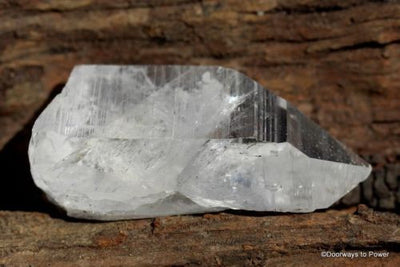 Lemurian Light Celestial Fire Crystal