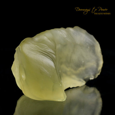 Libyan Desert Glass Aka Libyan Gold Tektite 2.8 million years old
