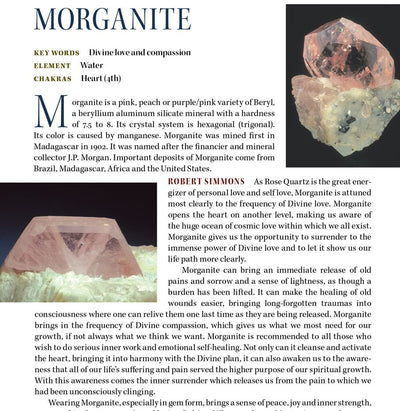 Morganite Metaphysical Properties