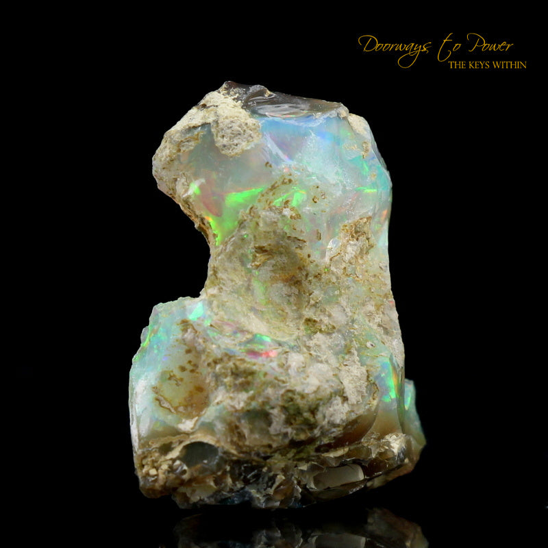 Mystical Opal Meditative Light Crystal
