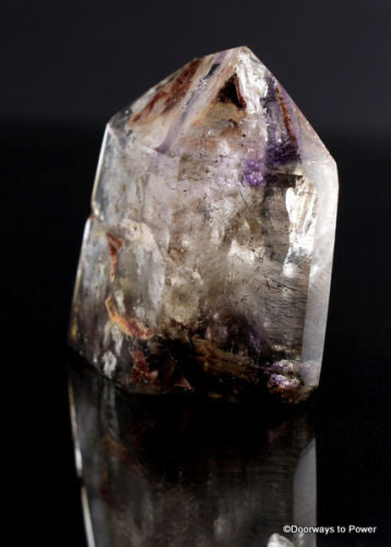 Super Seven Melody Stone Quartz Tower