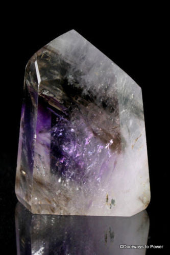 SUPER 7 MELODY STONE QUARTZ CHANNELING CRYSTAL