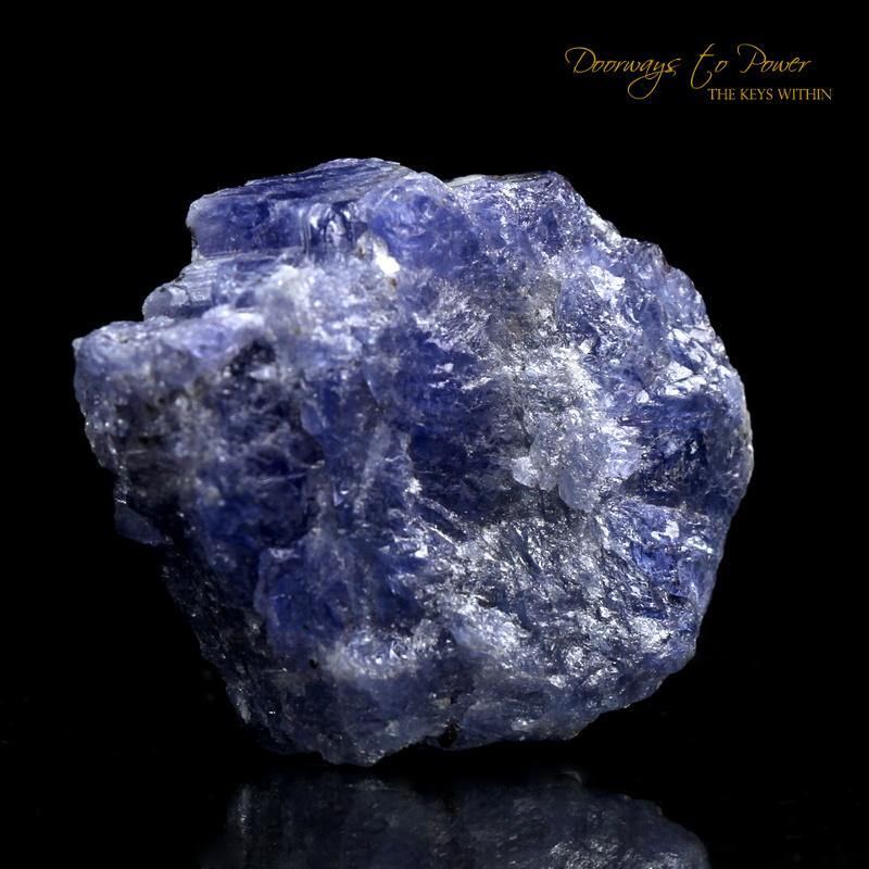 Tanzanite Synergy 12 Stone Crystal