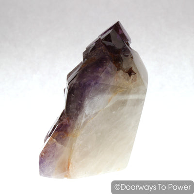 Melody Stone Super 7 Elestial Record Keeper Cathedral Quartz Crystal Point