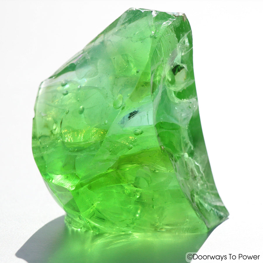 'Green Martian' ET Star Elder Monatomic Andara Crystal