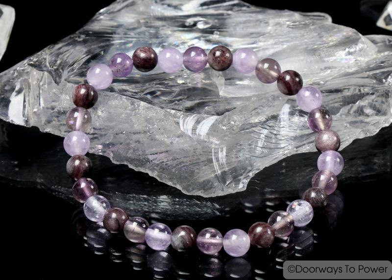 Violet Flame of Purification 2021 Energy Bracelet