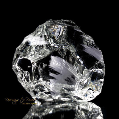 Diamond Light Monatomic Andara Crystal