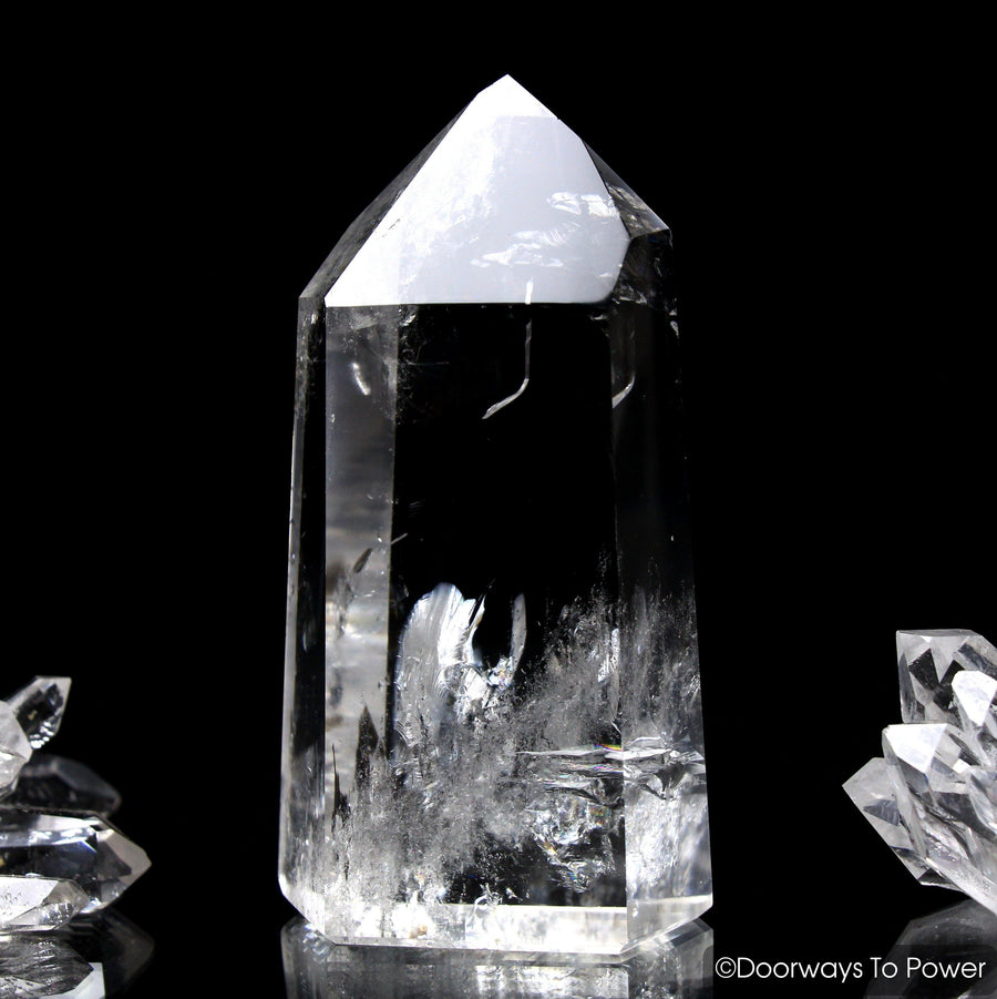 "John of God Quartz Channeling Crystal Rainbows ""Divine Knowledge'"