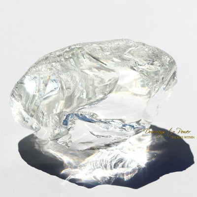 Luminescent Diamond Light Monatomic Andara Crystal