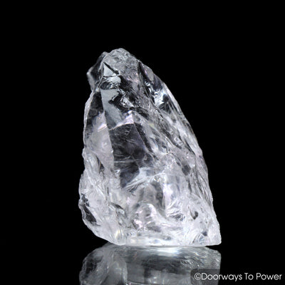 Satyaloka Clear Azeztulite Quartz Crystal Azozeo Super Activated