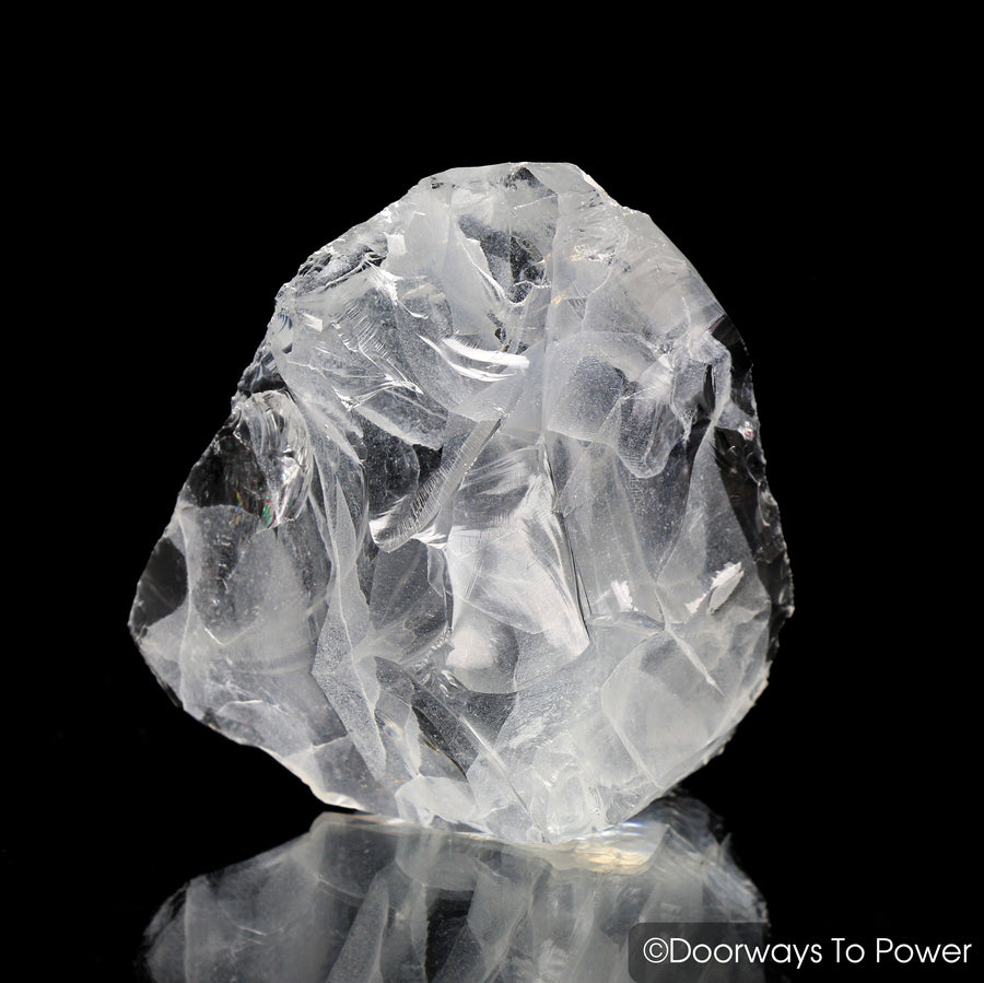 Elder Cosmic Ice Monatomic Andara Crystal 'Neith, the Divine Mother""