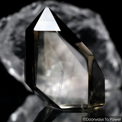 John of God Smoky Quartz Phantom Crystal
