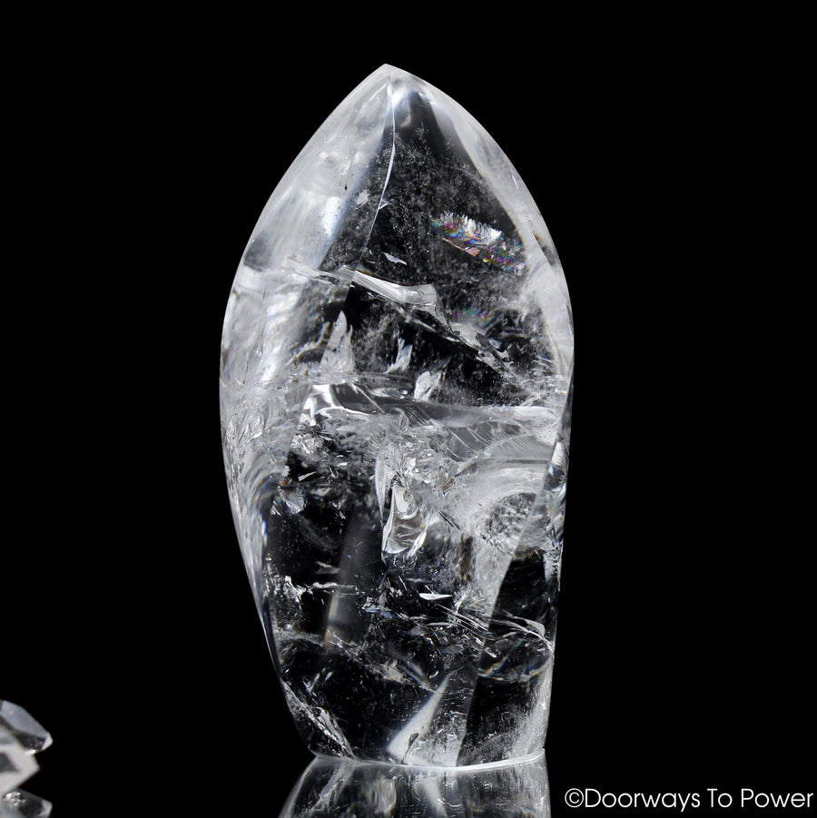 John of God Manifestation Quartz Crystal Sculpture 'The Oracle'