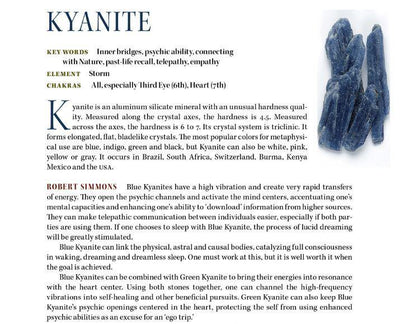 Kyanite Metaphysical Properties