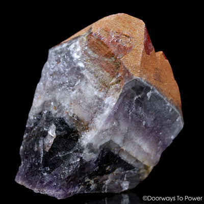 Azozeo Activated Auralite 23 Twin Crystal