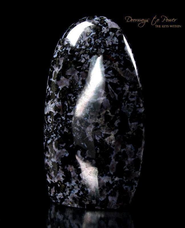 Mystic Merlinite Crystal
