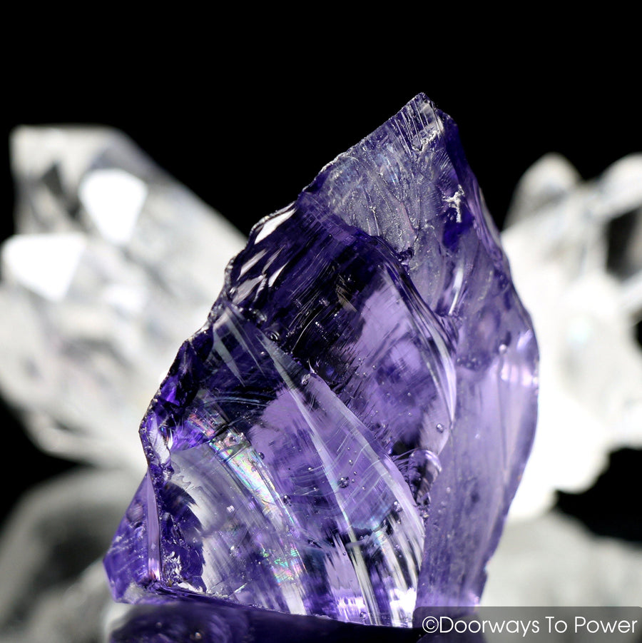 "Sovereign Amethyst Monatomic Andara Crystal ""SAHASRARA"""
