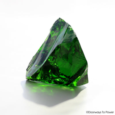Emerald Green Monatomic Andara Crystal Thoth the Atlantean 'Master of Mysteries'