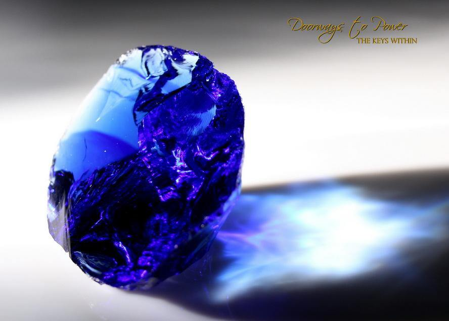 Tanzanite Fire & Elestial Starlight Andara '5th-9th Dimensional Energy Portal'