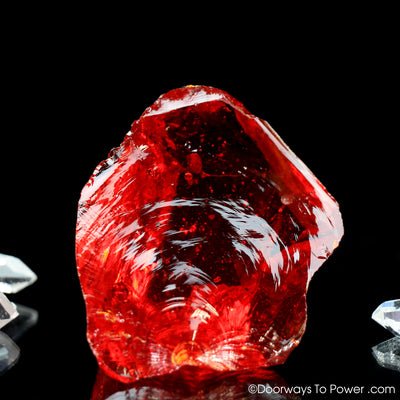 King of Solomon Andara Gem Crystal Altar Stone 'Magic is Sacred' Very Rare