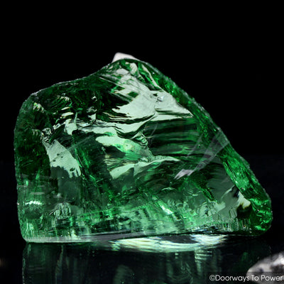 Emerald Green Thoth the Atlantean Andara Crystal