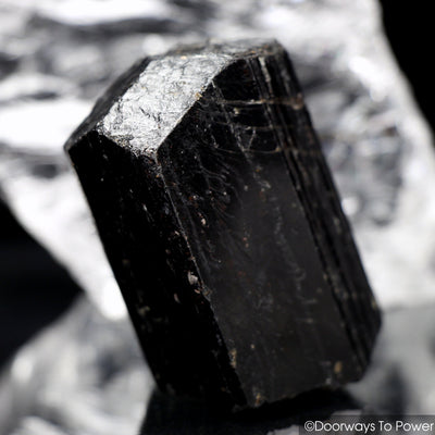Black Tourmaline Protection Crystal A+++